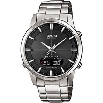 Casio Collection - Style : ville - argent