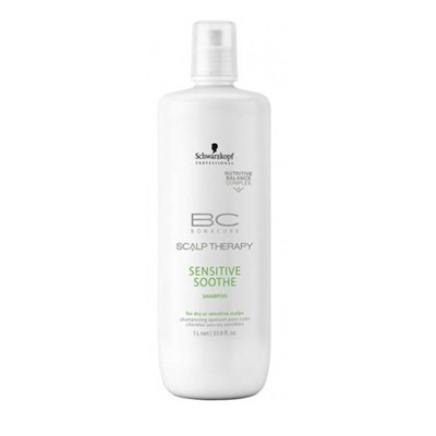 BONACURE Sensitive Soothe - Shampoing apaisant - 1000 ml