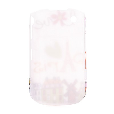 Blackberry 9300 - Coque rigide - multicolore
