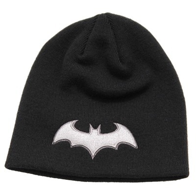 COTTON DIVISION Batman - Bonnet - noir