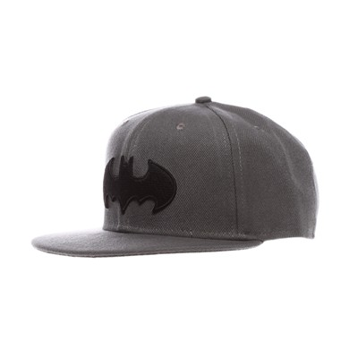 COTTON DIVISION Batman - Casquette - gris