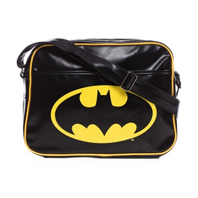 COTTON DIVISION Batman - Sac à main - noir