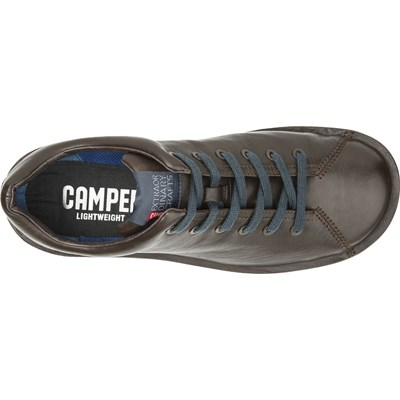 CAMPER Beetle - Sneakers en cuir - marron