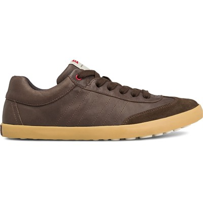 CAMPER Pelotas - Baskets basses en cuir - marron
