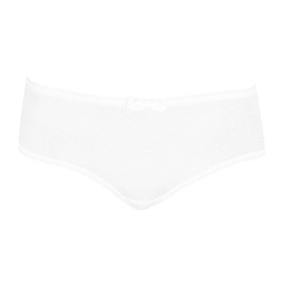 Ysé Shorty en tulle - blanc