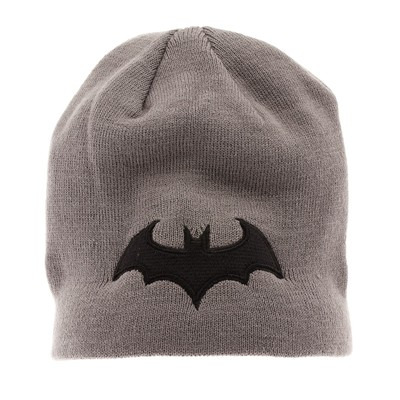 COTTON DIVISION Batman - Bonnet - gris