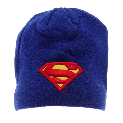COTTON DIVISION Superman - Bonnet - cobalt