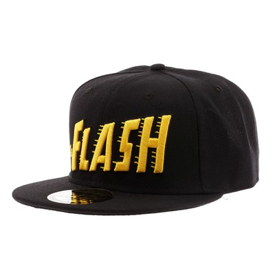COTTON DIVISION The Flash - Casquette - noir