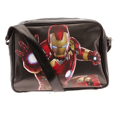 Iron Man - Sac à main - noir