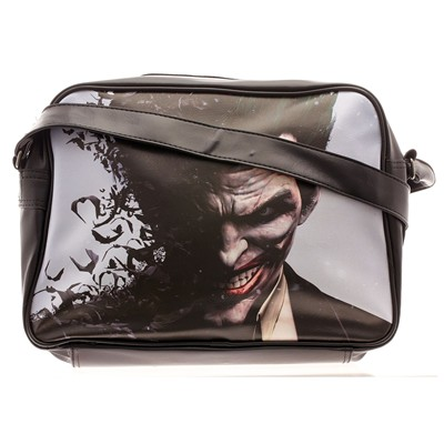 COTTON DIVISION Batman Joker - Sac à main - noir