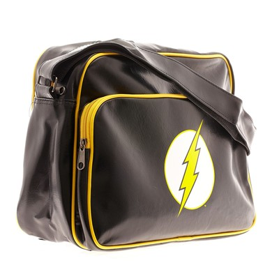 COTTON DIVISION The Flash - Sac à main - noir