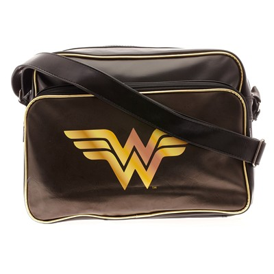 Wonder Woman - Sacoche - noir