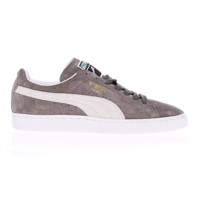PUMA Suede Classic - Baskets, Sneakers - gris clair