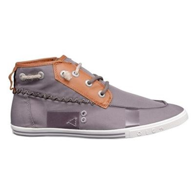 Tennis/Baskets/Sneakers Peopleswalk GENNAKER 0052M Gris Textile Gomme - gris