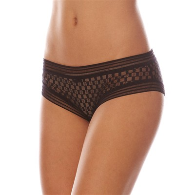 HUIT A la folie - Shorty - noir