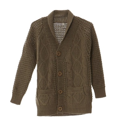 BEST MOUNTAIN Cardigan - army