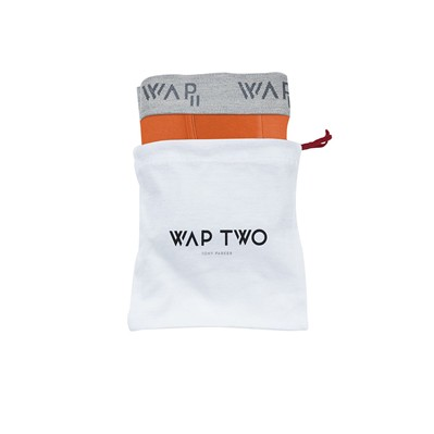 WAP TWO Bbuni - Body - Boxer - orange