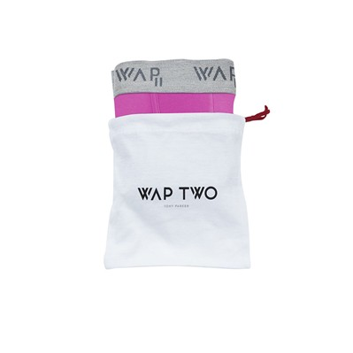 WAP TWO Bbuni - Body - Boxer - fuchsia