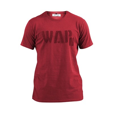 WAP TWO Sponge - T-shirt - rouge