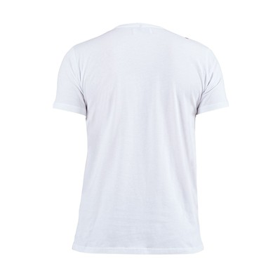 WAP TWO Triangle - T-shirt - blanc