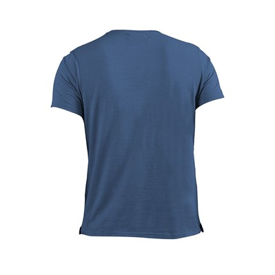 WAP TWO Unir - T-shirt - bleu