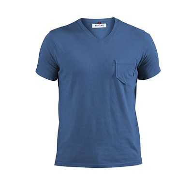 WAP TWO Univ - T-shirt - bleu