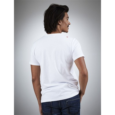 WAP TWO Wappy - T-shirt - blanc
