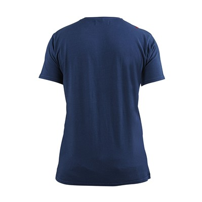 WAP TWO Wappy - T-shirt - bleu marine