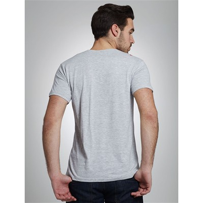 WAP TWO W - T-shirt - gris