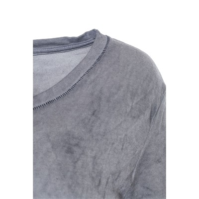 OVER MORGAN - T-shirt - gris