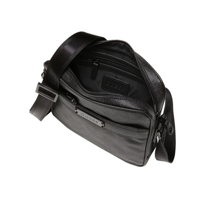 GUESS Myself Top Zip - Pochette - noir