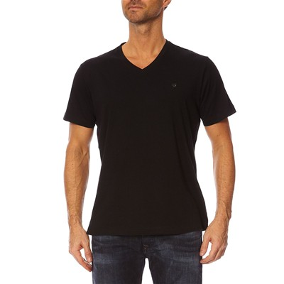 DIESEL Therapon - T-shirt - noir