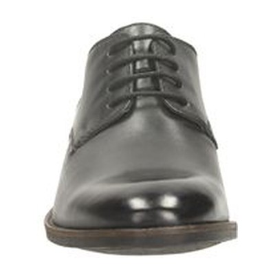 CLARKS Exton Walk - Derbies - noir