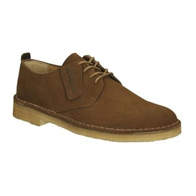 Clarks Originals desert london - derbies - camel
