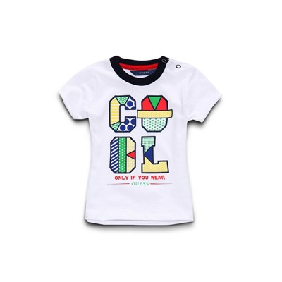 GUESS KIDS Ensemble t-shirt et pantalon - blanc