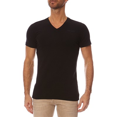 TEDDY SMITH Tawax - T-shirt - noir
