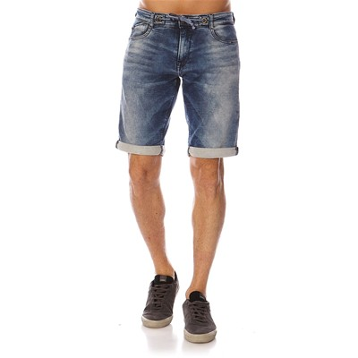 JAPAN RAGS Jogg - Short - bleu
