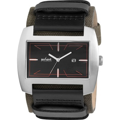 AXCENT Hunky Dory - Montre analogique - noir