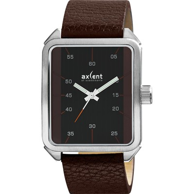 AXCENT Graphic - Montre analogique - marron