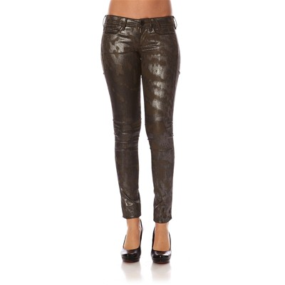 GUESS Jegging - Slim - kaki