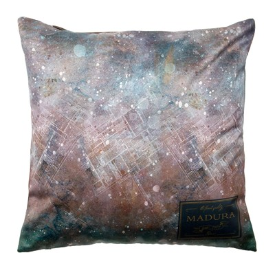 MADURA Antique rabbit Multicouleur - Coussin - multicolore