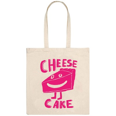 MONSIEUR POULET Cheesecake - Tote Bag - naturel