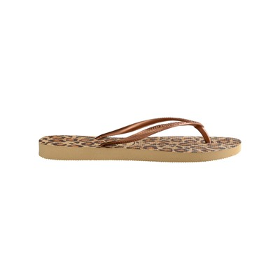 HAVAIANAS Slim Animals - Tongs - beige