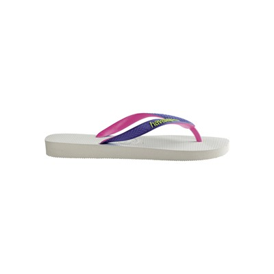 Top Mix - Tongs - blanc/violet