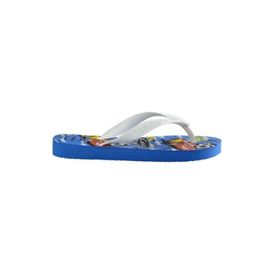 HAVAIANAS Kids Cars - Tongs - bleu