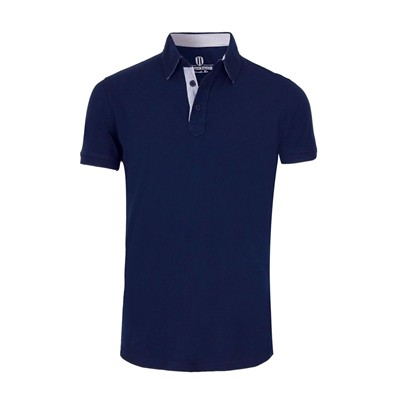 THE WEEKENDERS Polo - bleu marine