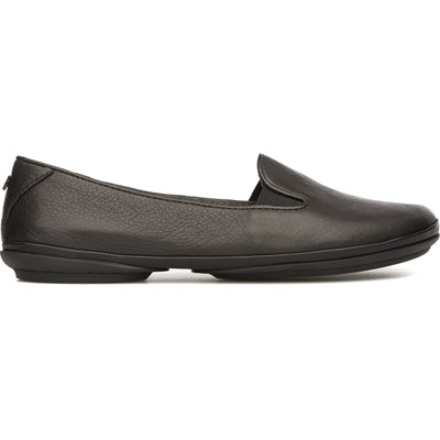 Right - Mocassins en cuir - noir