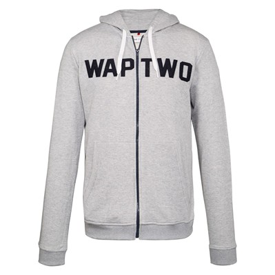 WAP TWO Comfy - Sweat à capuche - gris