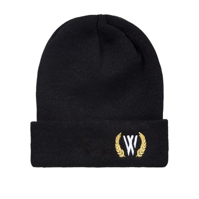 WAP TWO Laurel - Bonnet - noir