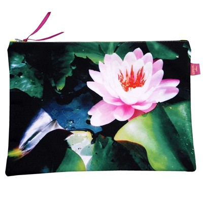 Nymphea - Pochette Ipad - multicolore